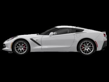 Configurateur & Prix de Chevrolet Corvette 2018