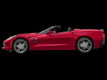 Configurateur & Prix de Chevrolet Corvette Cabriolet - Convertible 2019