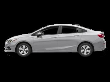 Configurateur & Prix de Chevrolet Cruze 2017