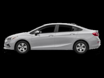 Configurateur & Prix de Chevrolet Cruze 2018