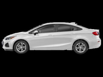 Configurateur & Prix de Chevrolet Cruze 2019