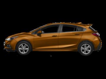 Configurateur & Prix de Chevrolet Cruze Hayon 2017