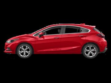 Chevrolet Cruze Hatchback  2017