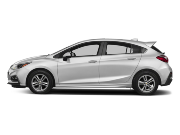 Configurateur & Prix de Chevrolet Cruze Hayon 2018