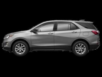 Configurateur & Prix de Chevrolet Equinox 2019