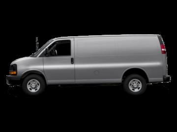 Configurateur & Prix de Chevrolet Fourgonnette Express utilitaire 2017