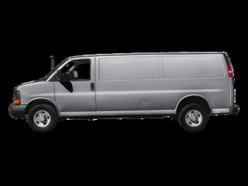 Chevrolet Express Cargo Van  2017