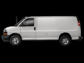 Configurateur & Prix de Chevrolet Fourgonnette Express utilitaire 2019