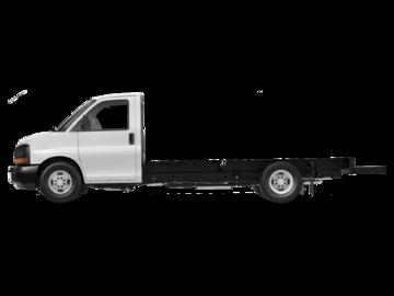 Chevrolet Express Commercial Cutaway  2019