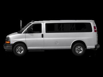 Configurateur & Prix de Chevrolet Fourgonnette Express tourisme 2017