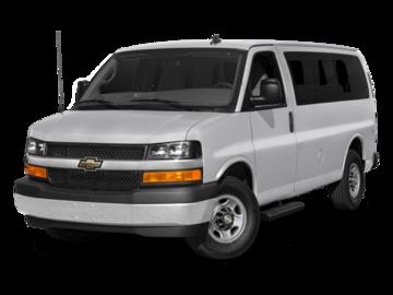 Configurateur & Prix de Chevrolet Fourgonnette Express tourisme 2018