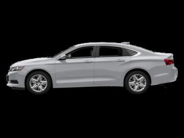 Configurateur & Prix de Chevrolet Impala 2017