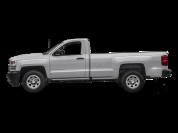 Configurateur & Prix de Chevrolet Silverado 1500 2017