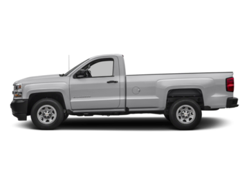 Configurateur & Prix de Chevrolet Silverado 1500 2018
