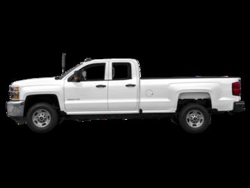 Configurateur & Prix de Chevrolet Silverado 2500HD 2019