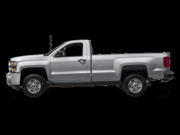 Configurateur & Prix de Chevrolet Silverado 3500HD 2017
