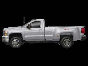 Configurateur & Prix de Chevrolet Silverado 3500HD 2018
