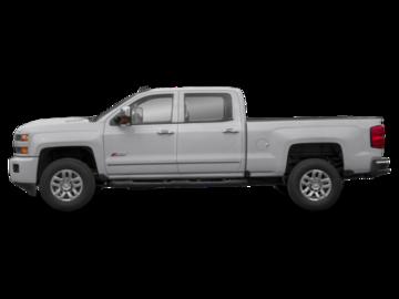Configurateur & Prix de Chevrolet Silverado 3500HD 2019