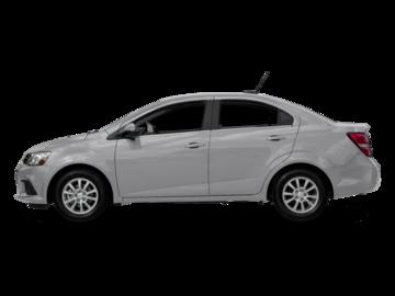 Configurateur & Prix de Chevrolet Sonic 2017