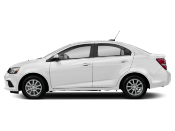Configurateur & Prix de Chevrolet Sonic 2018