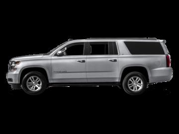Configurateur & Prix de Chevrolet Suburban 2017