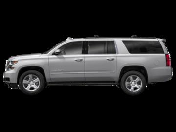 Configurateur & Prix de Chevrolet Suburban 2018