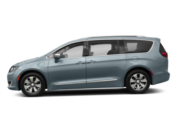 Configurateur & Prix de Chrysler Pacifica Hybrid 2017