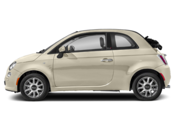 Fiat 500 Convertible - Cabriolet 2019