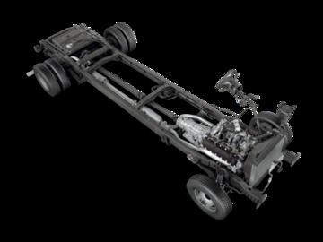 Configurateur & Prix de Ford Série E châssis nu 2019