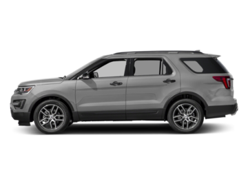 Configurateur & Prix de Ford Explorer 2017