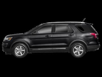 Configurateur & Prix de Ford Explorer 2018