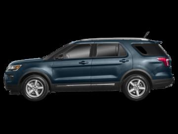 Configurateur & Prix de Ford Explorer 2019