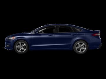 Configurateur & Prix de Ford Fusion 2016