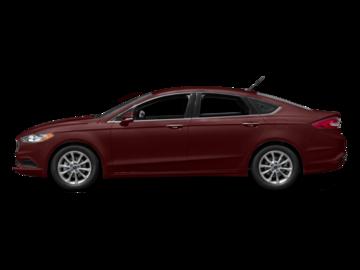 Configurateur & Prix de Ford Fusion 2017