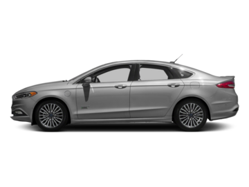Ford Fusion Energi  2017