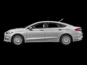 Ford Fusion Hybrid  2016