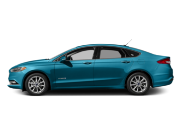 Ford Fusion Hybrid  2017