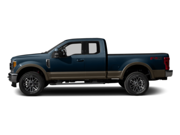 Configurateur & Prix de Ford Super Duty F-250 SRW 2017