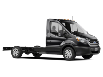 Ford Transit Cutaway  2018