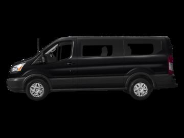 Configurateur & Prix de Ford Transit tourisme 2018