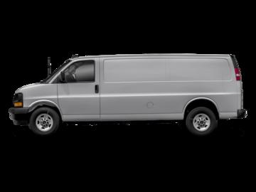 GMC Savana Cargo Van  2018