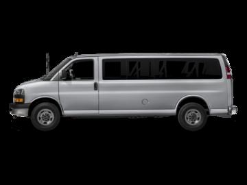 GMC Savana Passenger  2016