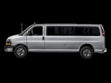 GMC Savana Passenger 2017