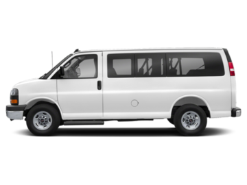 Configurateur & Prix de GMC Fourgonnette Savana tourisme 2019