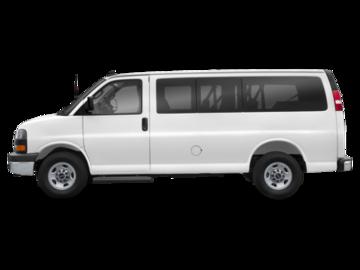 GMC Savana Passenger  2019