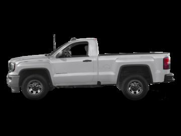 Configurateur & Prix de GMC Sierra 1500 2018