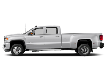 GMC Sierra 3500HD  2018