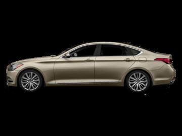 Hyundai Genesis Sedan  2016