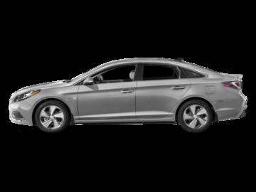Hyundai Sonata Hybrid  2017