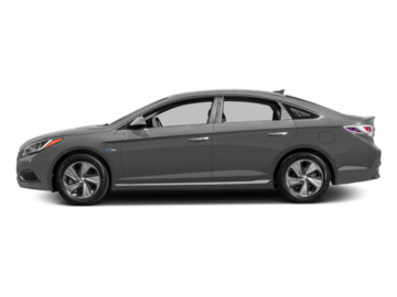 Hyundai Sonata Plug-In Hybrid  2016